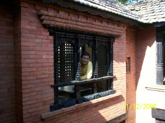 Tushita Rest House: nepali window to the world