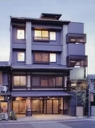 松葉家 旅館, 外観写真