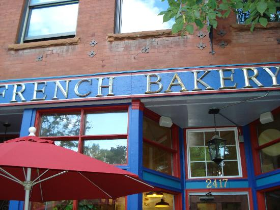 LA Baguette - Old Colorado City: If you're in CO Springs you must visit this little bistro