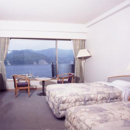 Marine Port Hotel Ama : 施設内写真