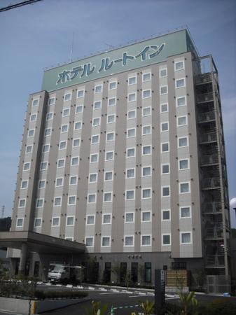 Hotel Route Inn Ena: 外観写真
