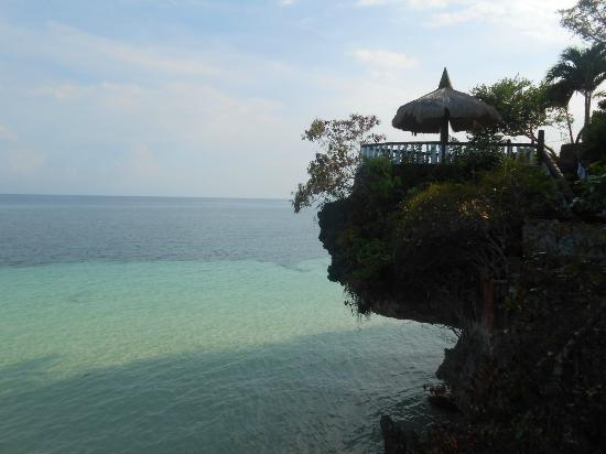 Santiago Bay Garden & Resort: beach