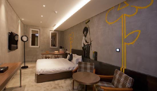 Hotel The Designers Samseong: 1106호