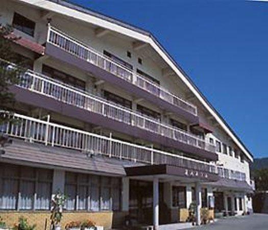 Maruike Hotel: 外観写真
