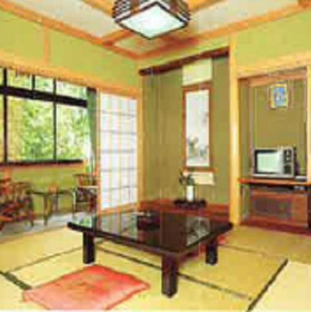 Ryokan Shusanso Onsen: 施設内写真