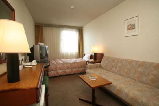 Hotel Sunroute Tokuyama : 施設内写真