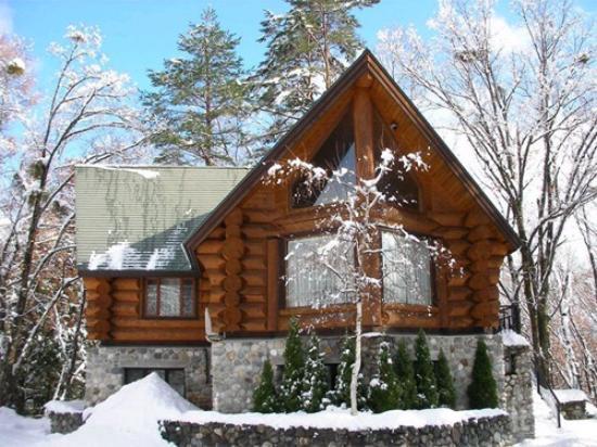 Hakuba Canadian Lodge: 外観写真