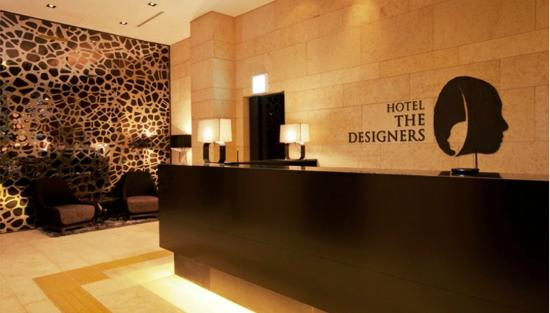 Hotel the designers samseong 56 7 6 updated 2018 for Design hotel seoul