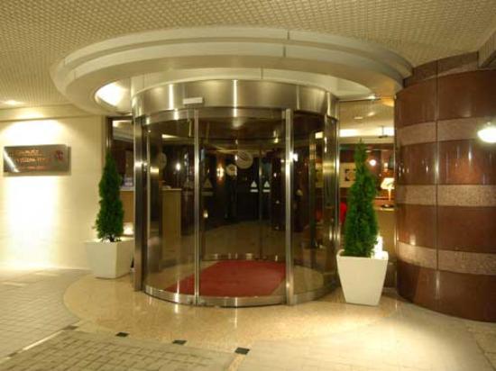 Matsumoto Wellton Hotel: 外観写真