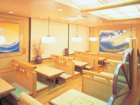 Kanonji Grand Hotel : 施設内写真
