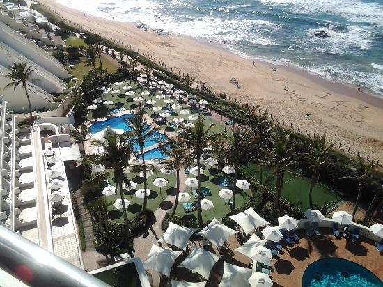 uMhlanga Sands Resort: the sands