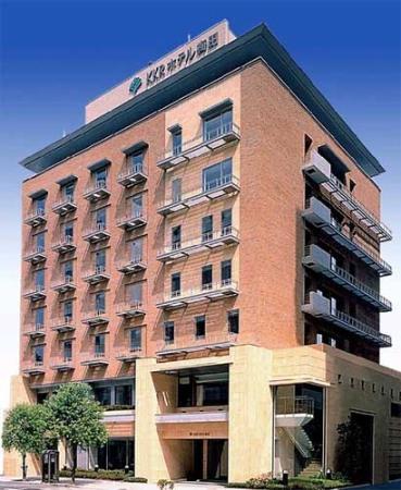 KKR Hotel Umeda : 外観写真