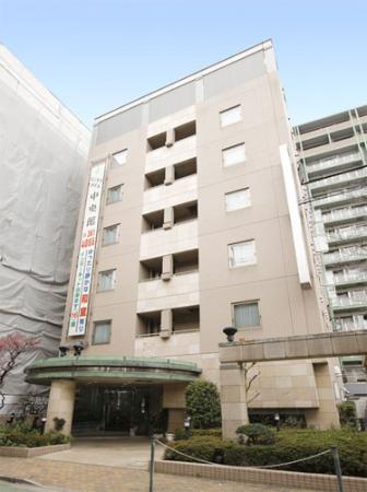Hotel Chuokan : 外観写真