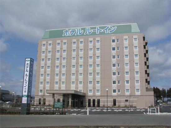 Hotel Route Inn Hanamaki: 外観写真