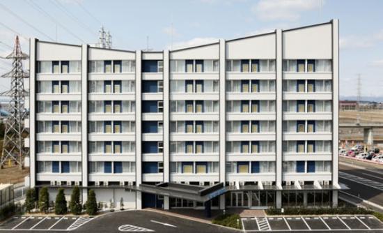 Premier Inn Sendai Tagajyo : 外観写真