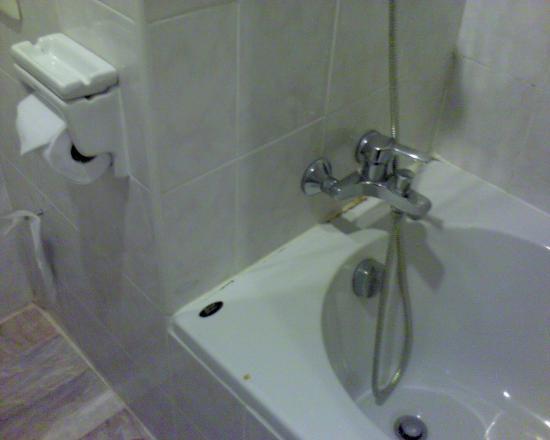 Diamond Plaza : Bath tub