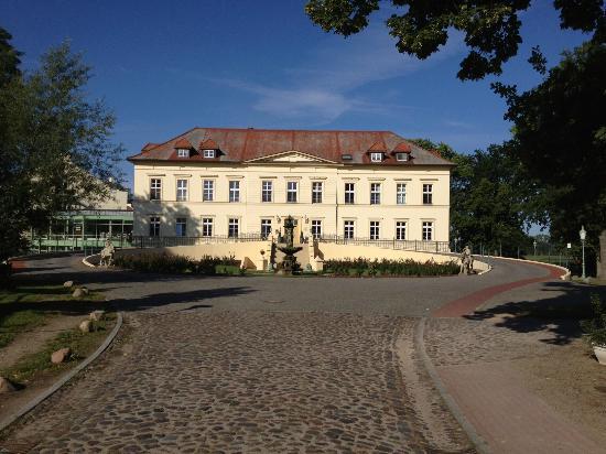 Golfclub Schloss Teschow: Schloss Teschow