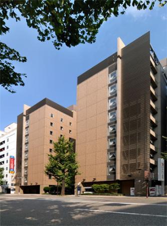 Nagoya Sakae Washington Hotel Plaza : 外観写真