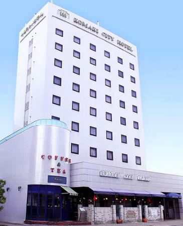Komaki City Hotel: 外観写真