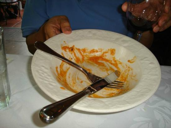 Il Giardino di Umberto: Must have been good!