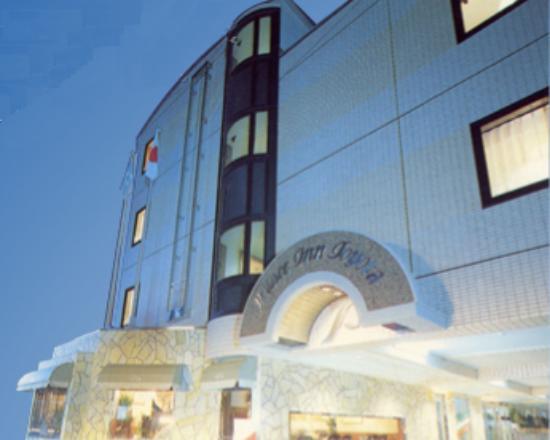 Palace Inn Toyota: 外観写真