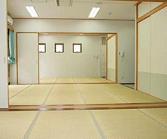 Shizen taiken gakusyu nature mirai kan: 施設内写真