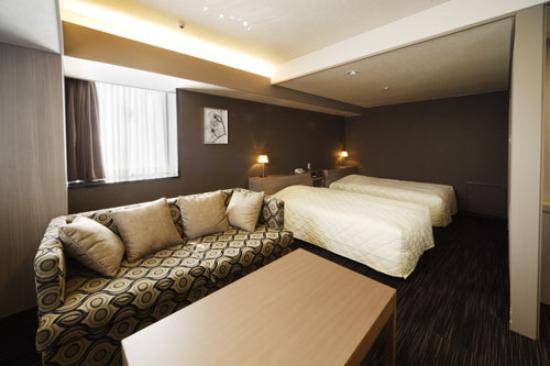 Niigata City Hotel Shinkan