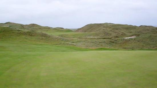 Carne Golf Links: stunning course