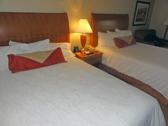 Hilton Garden Inn Halifax Airport: Beds