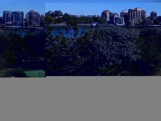 Kirribilli Apartments: view from living room
