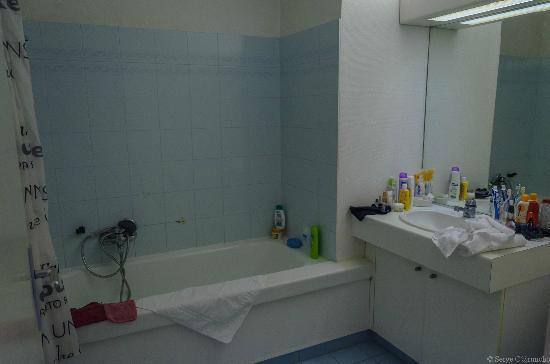 ResidHotel Villa Maupassant: salle de bains