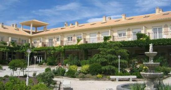 Brunete, Испания: Hotel