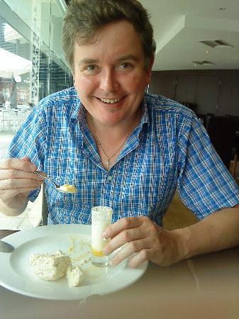 ffresh Bar & Restaurant: Bara Brith Parfait With Marmalade