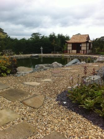 جروسفينور بولفورد هوتل آند سبا: Sensual Asian Gardens 