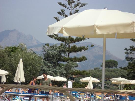 Grand Hotel Vesuvio : Pool