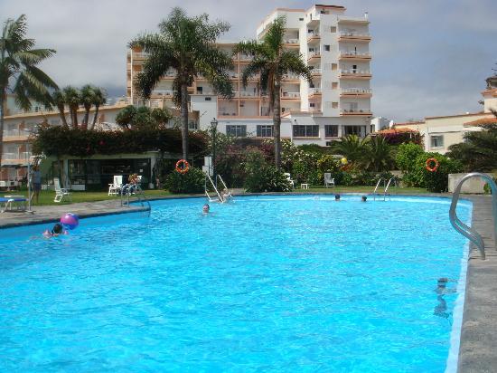 Pool Picture Of Miramar Hotel Tenerife Island Puerto De