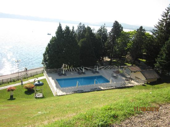 Piscine photo de ombremont le bourget du lac tripadvisor for Camping bourget du lac avec piscine