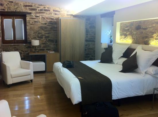 Hotel Can Cuch: habitación palomeras