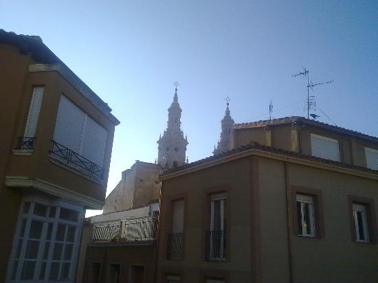 Apartamentos Turisticos Sagasta: al amanecer