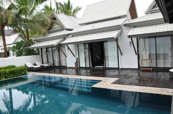 Anantara Bophut Koh Samui Resort: 2 bedroom pool villa