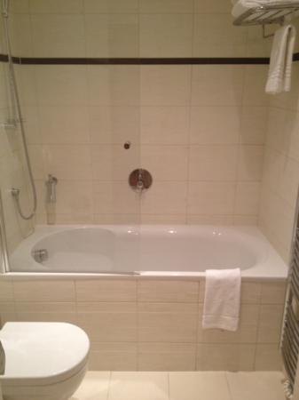 Design Merrion Hotel : baignoire