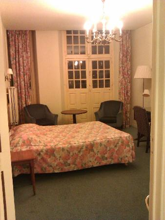 Hotel Residence Le Quinze: Room