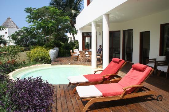 Essque Zalu Zanzibar: outside/Villa 6