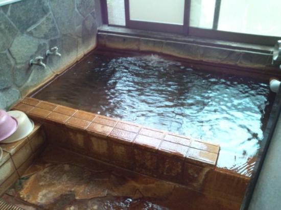 Ukenokuchi Onsen Yamazatonoyu: 家族風呂
