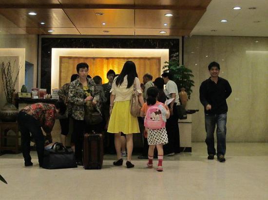 Kai Du Hotel: Reception