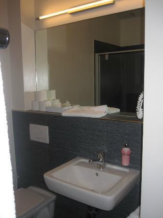 Hotel Thorenberg: Baño