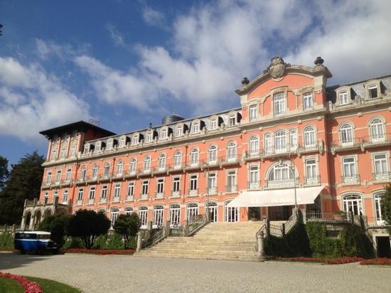 Vidago Palace Hotel: fantástico