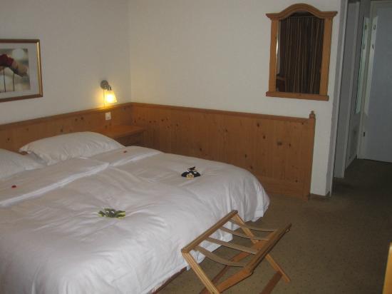 Hotel Caprice: Habitación