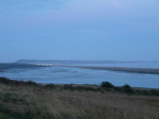 Chesil Beach, Weymouth & Portland from Sea Barn Farm