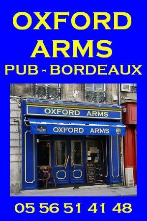 Oxford Arms Carte De Visite